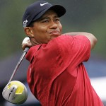Tiger Woods en perte de swing