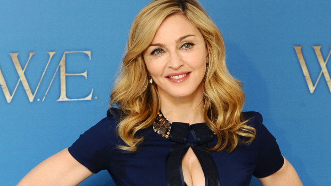 Madonna sort son nouvel album