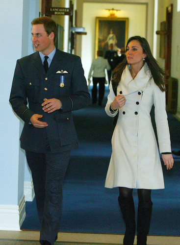 Kate Middelton et le Prince William