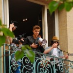 Justin Bieber est fan de box