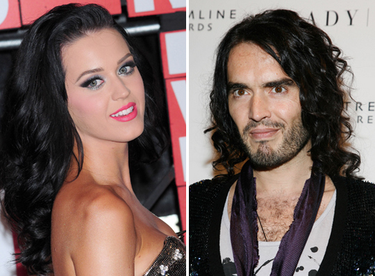 Katy Perry et Russel Brand sont officiellement divorcés