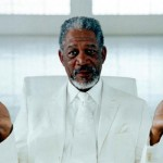 Morgan Freeman soutient Barack Obama