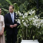 Prince William et Kate Middelton en Asie