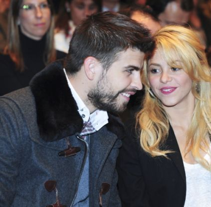 Shakira attend son premier enfant